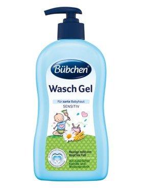 Bübchen Измиващ бебешки гел 400 мл. 81201